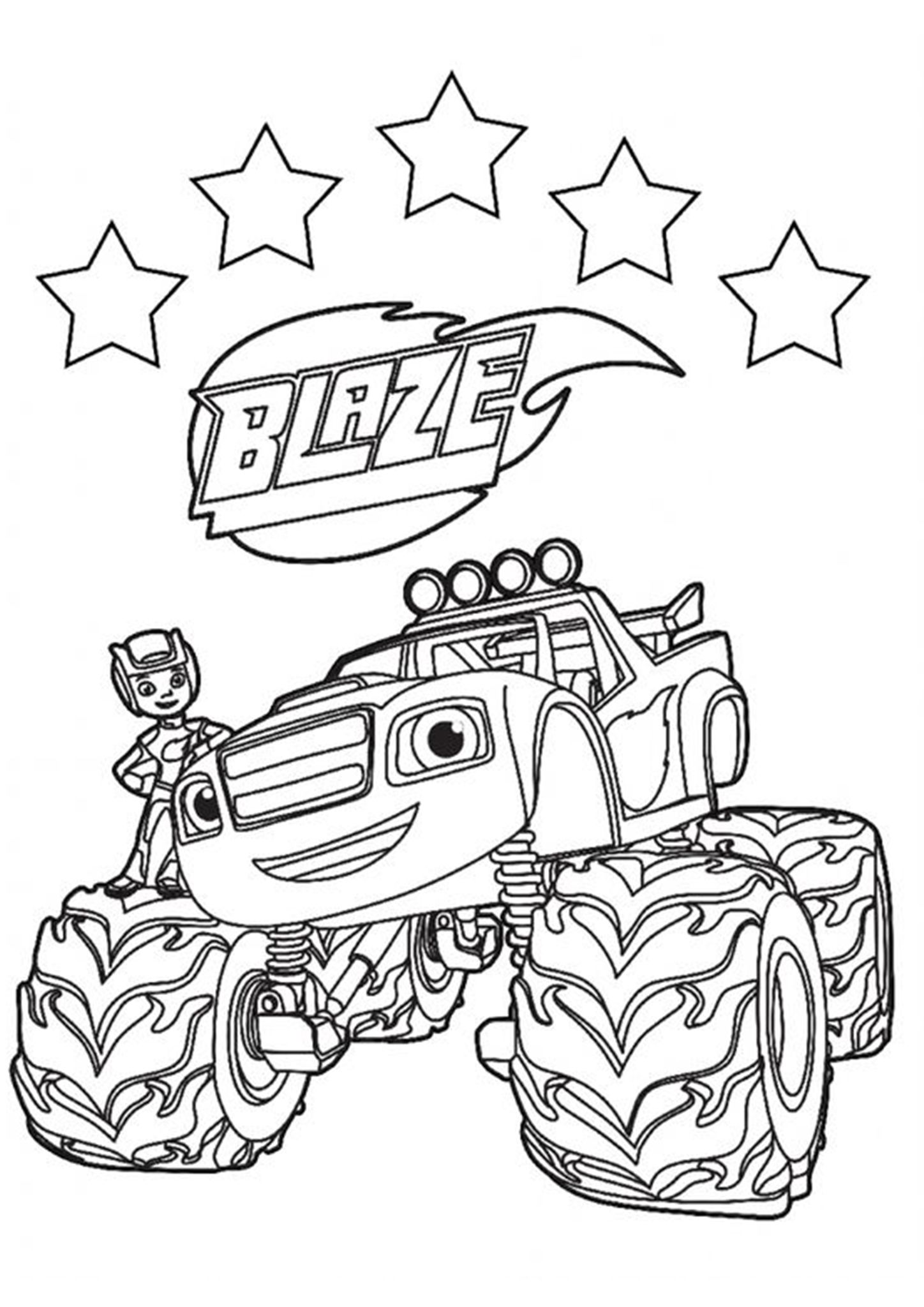Free Easy To Print Monster Truck Coloring Pages In 2020 Monster Truck Coloring Pages Truck Coloring Pages Cartoon Coloring Pages
