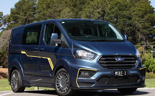 The Brand New Ms Rt Ford Transit Custom 2018 Ford Transit Custom