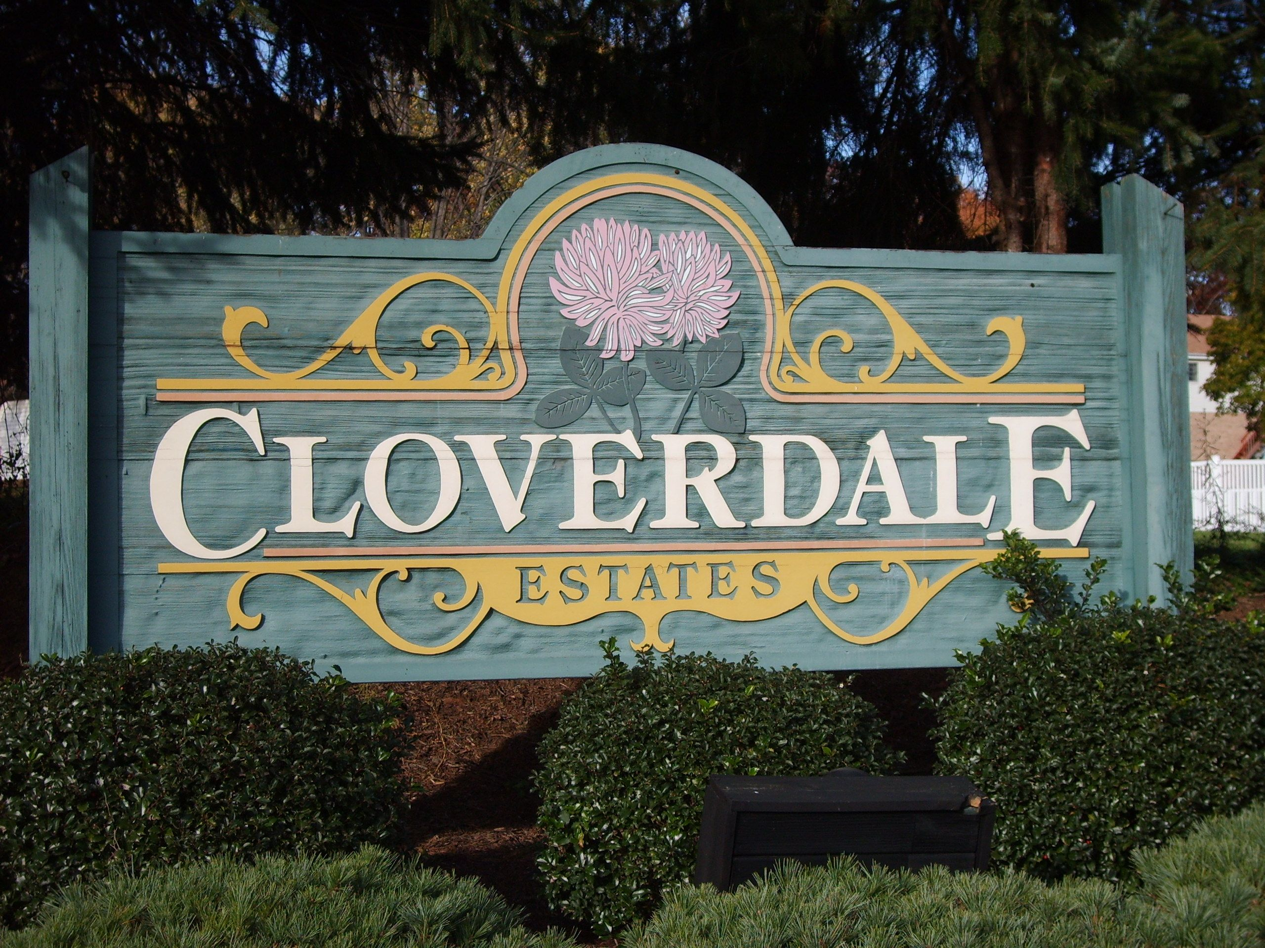 Cloverdale Estates Is Conveniently Located Directly Behind Atrias