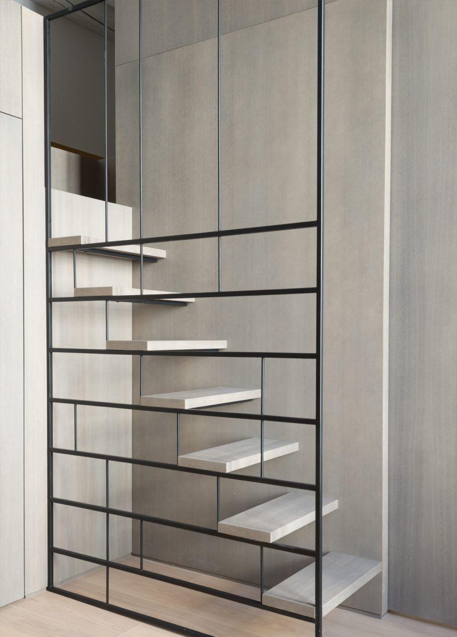 Épinglé par T Mulligan sur STAIRS | Pinterest | Escaliers, Étages et ...