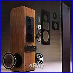 Acoustic Research Ar 9 90 Upper Midrange Dome Speakers 200028 0