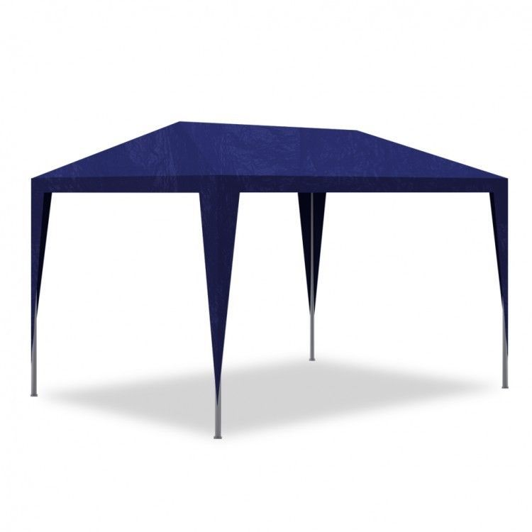 Garden Party Tent Blue C&ing Yard Shelter Canopy Sun Protector Patio Sun Shade  sc 1 st  Pinterest & Garden Party Tent Blue Camping Yard Shelter Canopy Sun Protector ...
