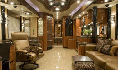 Inside My Luxury RV Best Way To See The Country