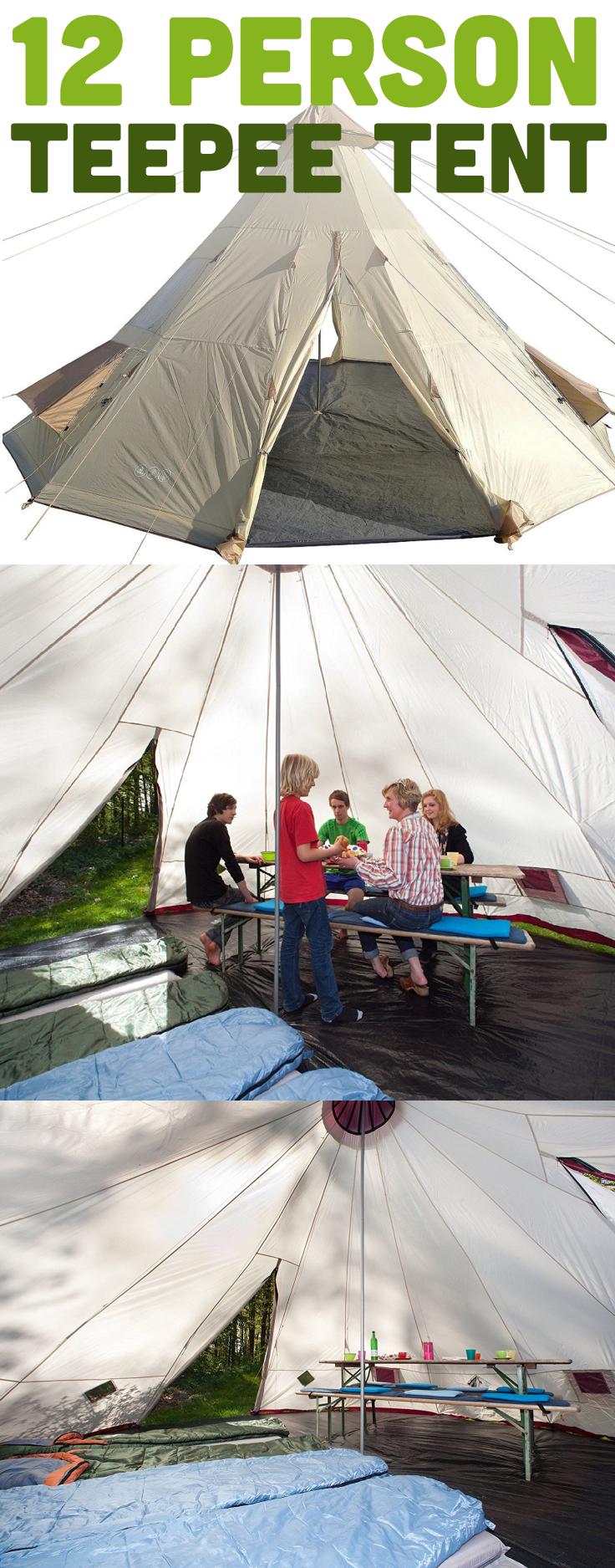 hot sale online 4031b 23268 Tesco 12 Man Teepee Tent £100 @ Tesco Direct   my Disney ...