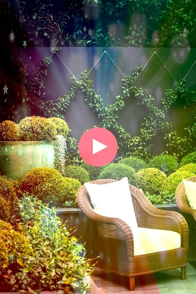 small yard shouldnt be uninspiring Learn how to transform what little space you have into an urban oasis by getting on board with vertical gardens climbing vines and pott...