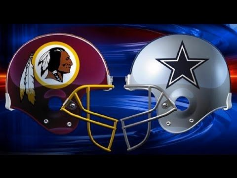5de72b3d Image result for dallas cowboys vs washington redskins   football ...