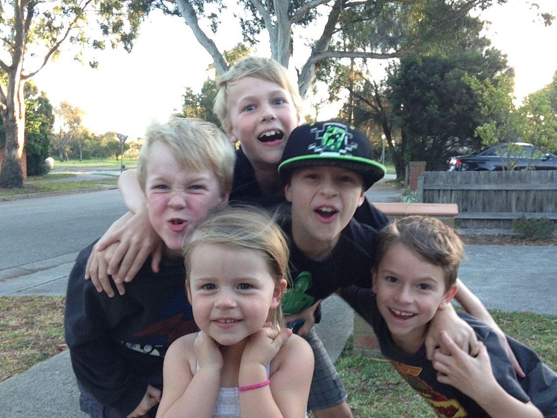 The Cousins, Jack, Jaz And I