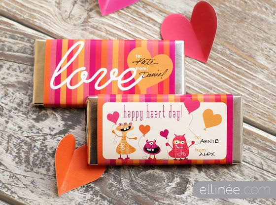 10 Best images about Candy bar wrappers on Pinterest | Valentines ...