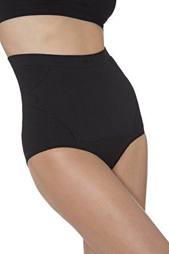 800e153fc Aha Moment by N-fini Women s Plus High Waist Brief Full Bottom Shapewear  Panty