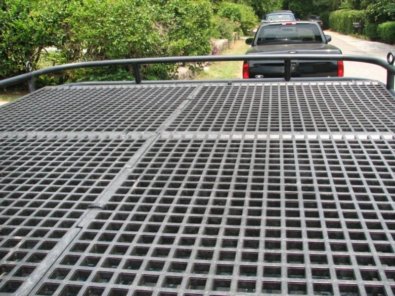Roof Rack Flooring Options Expedition Portal Truck
