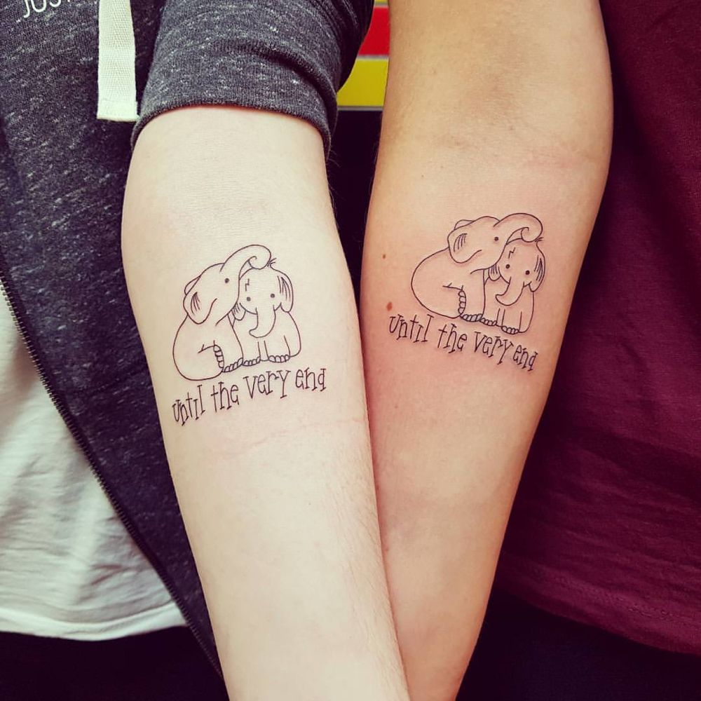 born again still your daughter tattoo