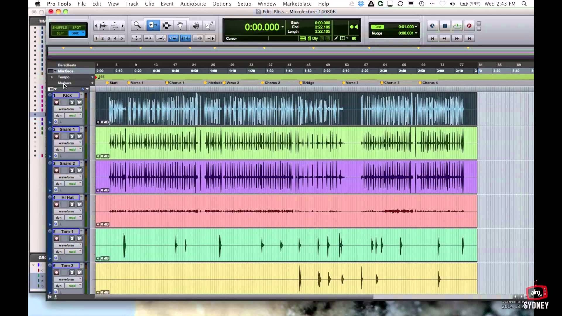 Pro tools for beginners tutorial part 1 navigation in 2020.