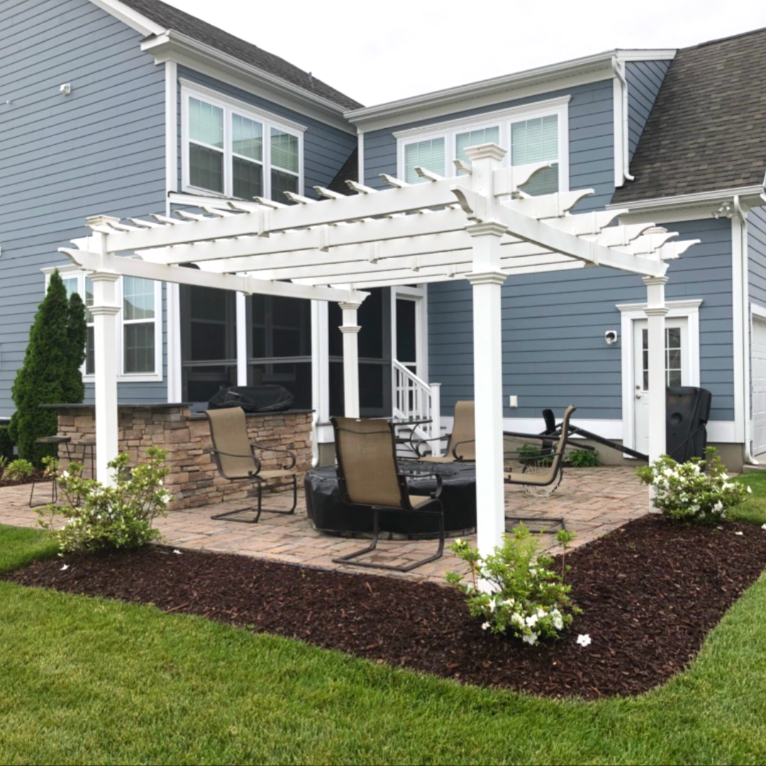 Pergola Build In Virginia Beach By…