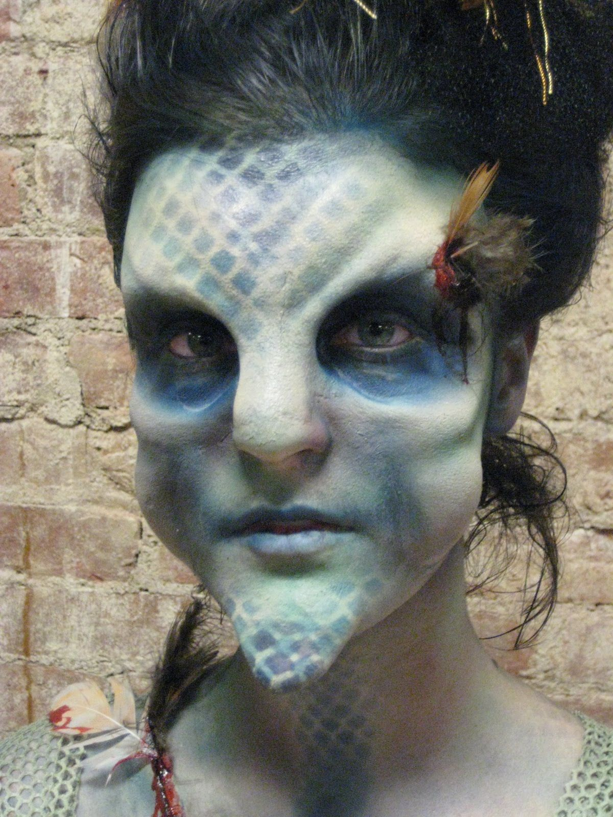 syfy makeup Google Search International makeup artist