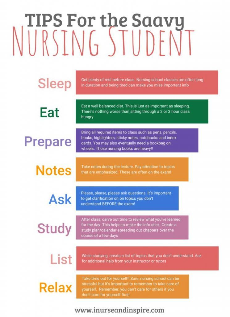 4 Things to Expect on Your First Day of Nursing School - #nursingstudents