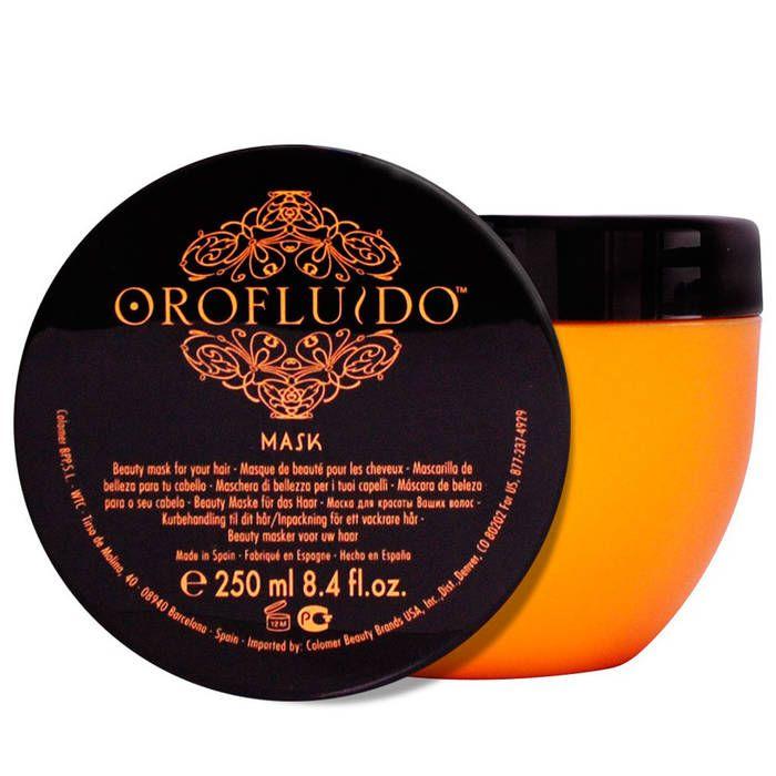 Orofluido, masque de beauté - 15 masques pour redonner vie aux cheveux secs  - Elle