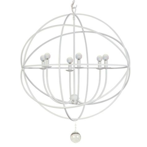 eclipse chandelier white three arm chandelier 12 d heritage Favorite Master Bedrooms eclipse chandelier white from z gallerie this would look cool in the master bath or bedroom