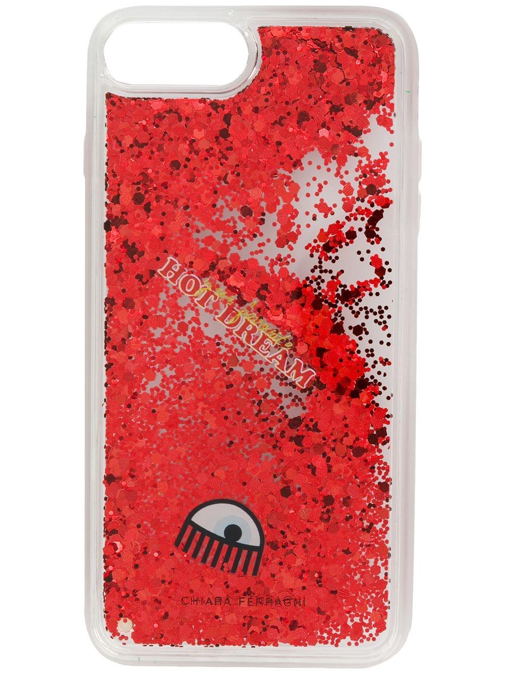 Cover iphone 6/7/8 plus Rosa Chiara