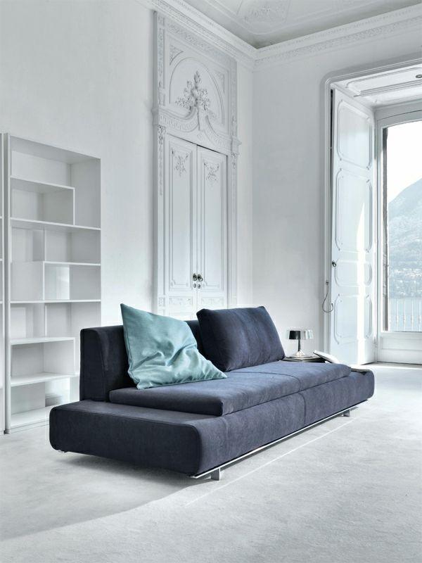 Bequemes Sofa Wohnzimmercouch Kleines Sofa