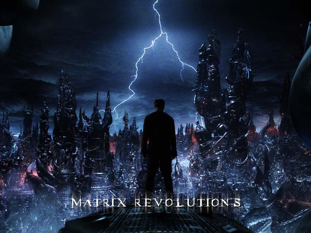 The Matrix - Machine City   Matrix, Extraterrestres, Stephen hawking