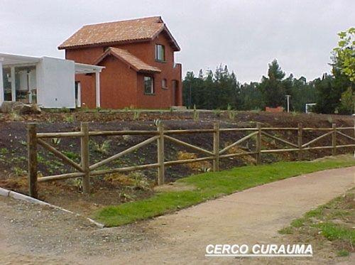 Cerco curauma cerramientos pinterest house for Vacas decorativas para jardin