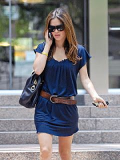 Post Pregnancy Style: Style Analysis | with leggings, jeans or longer as dress