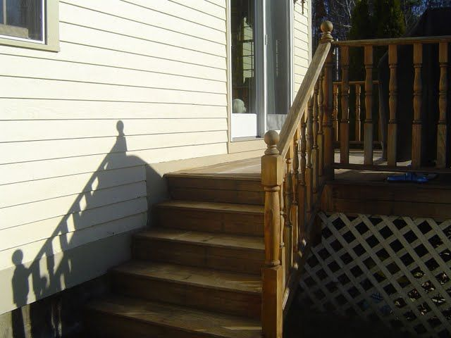 Best Learn How To Build Deck Stairs The Right Way With Images 400 x 300