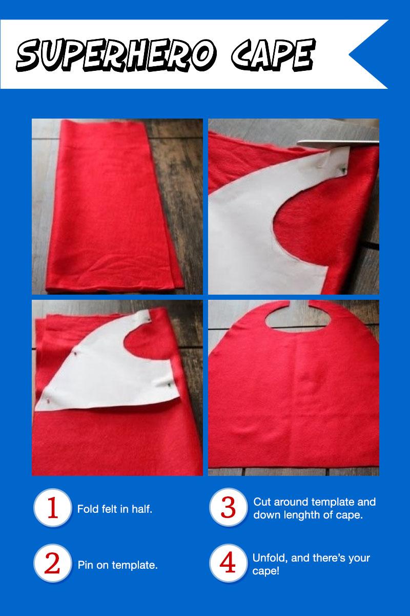 No sew cape pattern images craft decoration ideas no sew cape pattern choice image craft decoration ideas no sew cape pattern image collections craft pronofoot35fo Image collections