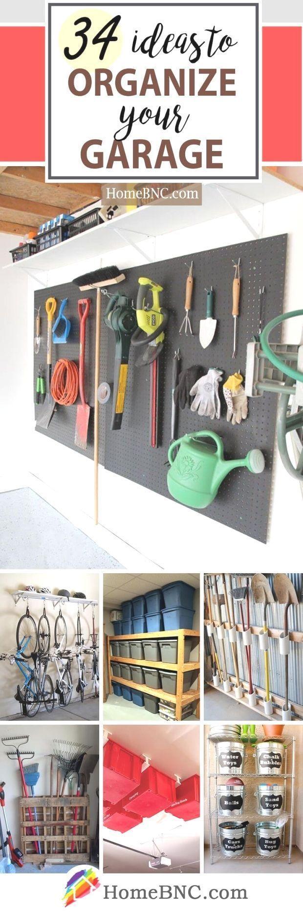 Designs Garage Ideen Organisation Pegboard Ideen In 2020