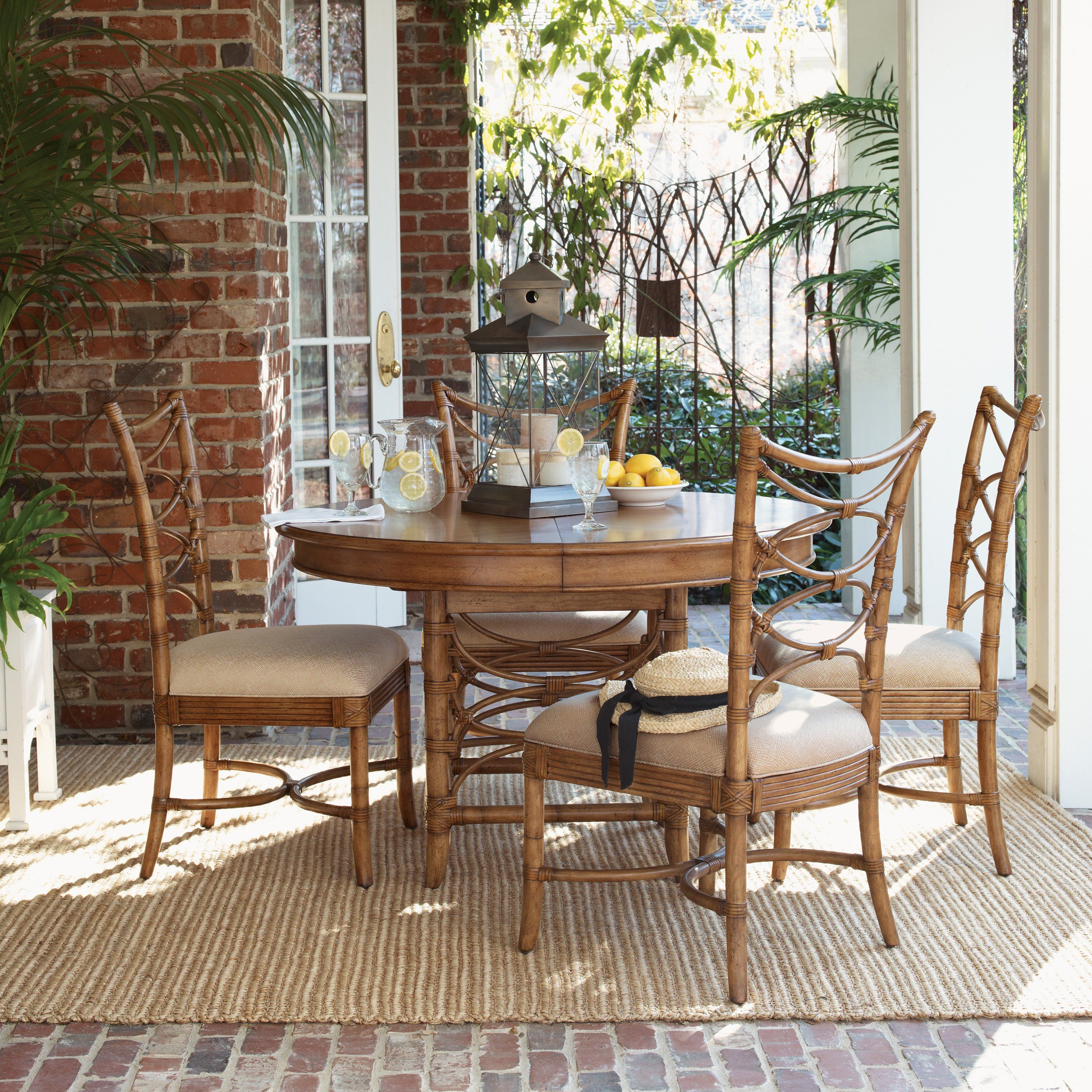 Tommy Bahama By Lexington Home Brands Beach House Coconut Grove Dining  Table | From Hayneedle.