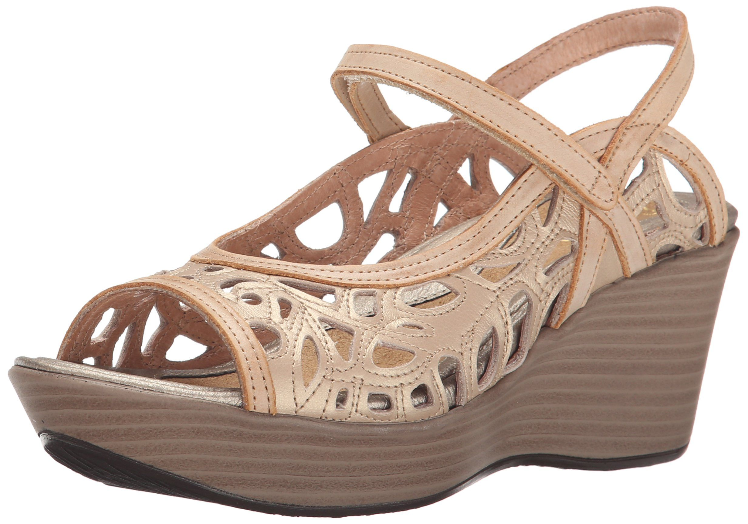 4f57c139a78e Naot Women s Deluxe Wedge Sandal