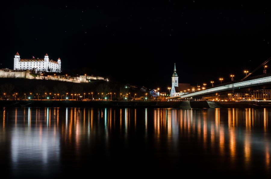 Bratislava's Castle by ilias nikoloulis on 500px