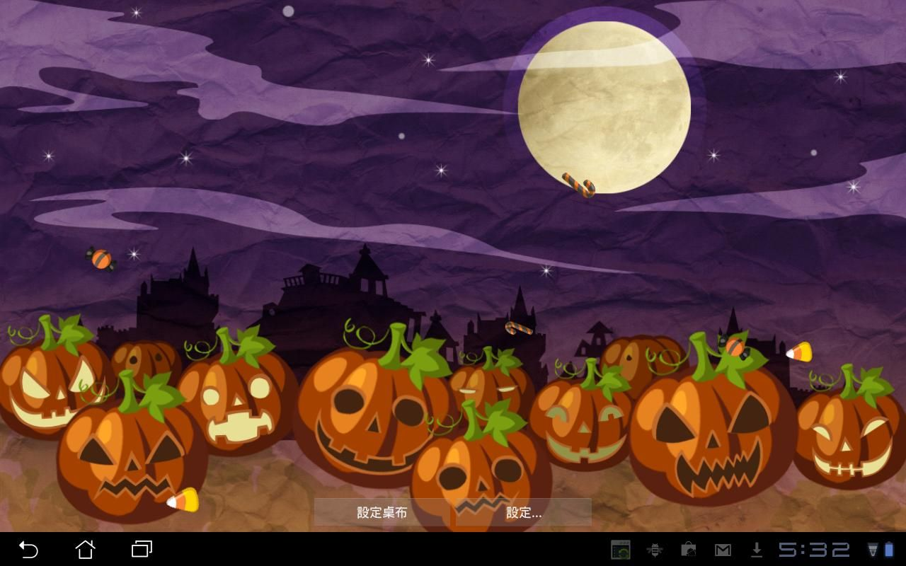Halloween Live Wallpaper HD Android Apps On Google Play