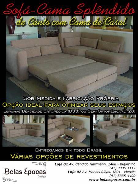 sofa cama de canto - Google Search