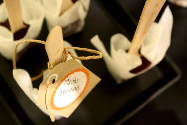 Yummy Baker: Lusikallinen minttukaakaota