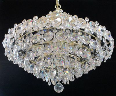 Beautiful Vintage 1960 S To 1970 S Schonbek Lobmeyr Style Crystal Chandelier Vintage Beautiful Lamper