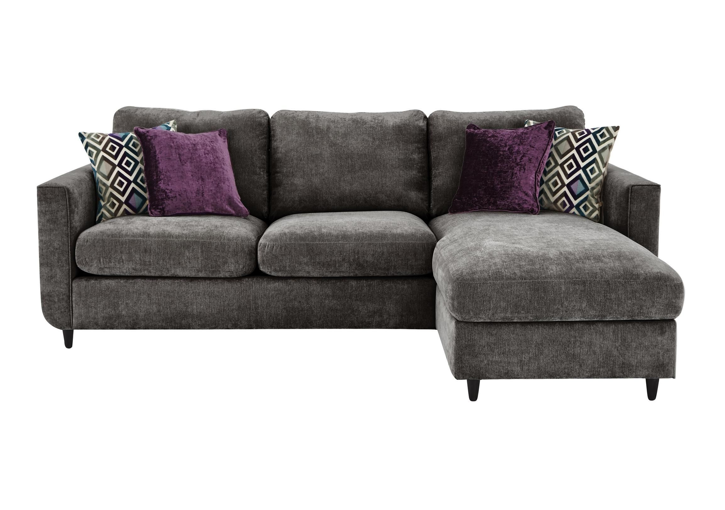 Esprit Chaise Sofa Bed With Storage Furniture Village Sofa Bed