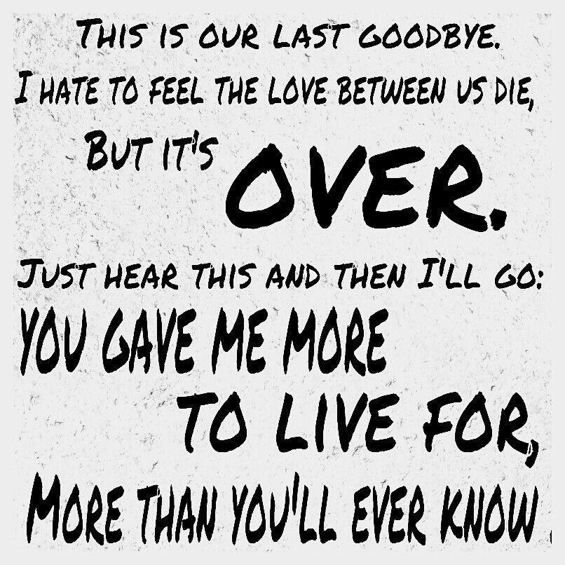 Jeff Buckley - Last Goodbye (l...