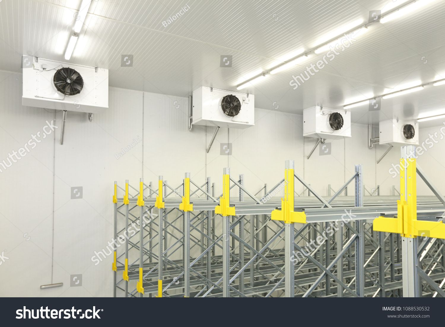 Industrial Air Conditioners Refrigeration Cooling System In