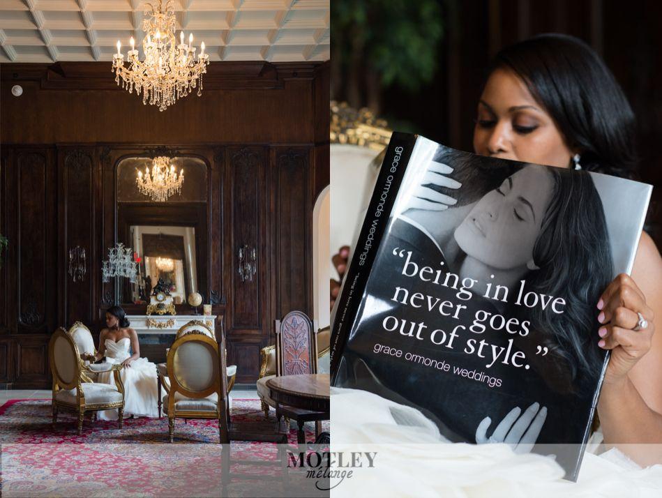 Chateau Cocomar Bridal Photos - Winnie Couture & Grace Ormande | Photography by Motley Mélange