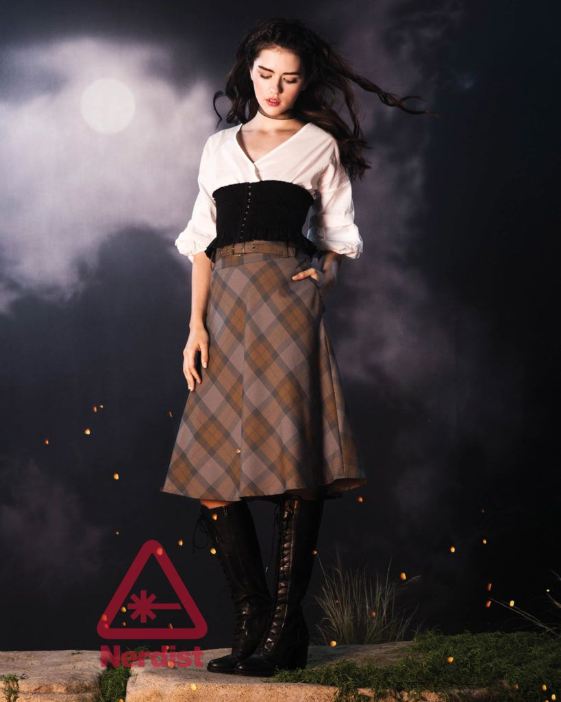 d01012dc85c Hot Topic s New OUTLANDER Fashion Collection Looks Elegant and Cozy  (Exclusive)