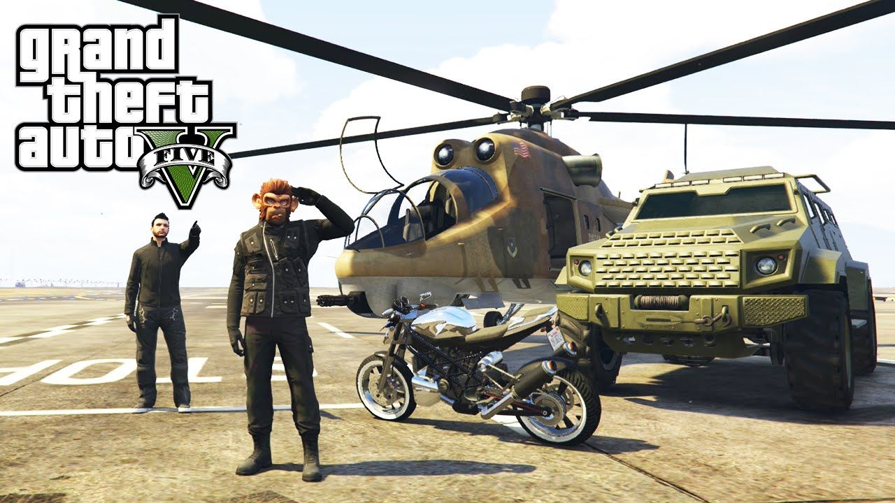 Gta 5 Online Heists All Heist Vehicles Unlocked Valkyrie
