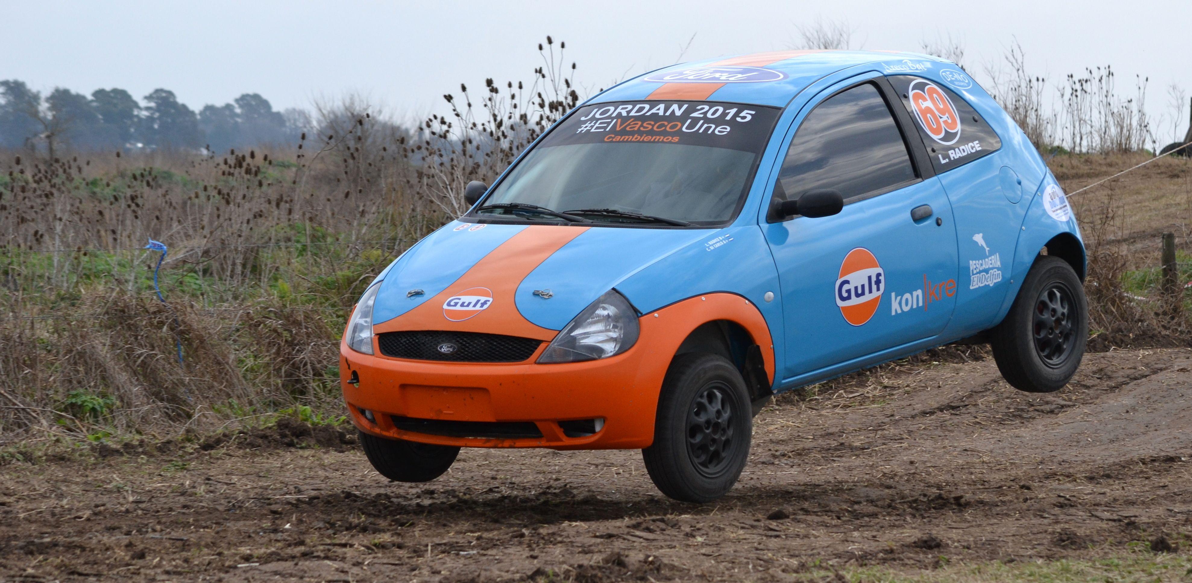 Rally Federal O Fecha Pergamino Ford Ka Piloto Lucas Radice