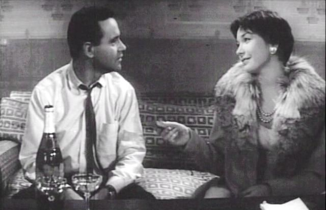 The Apartment, Starring Jack Lemmon And Shirley MacLaine: Http://www.
