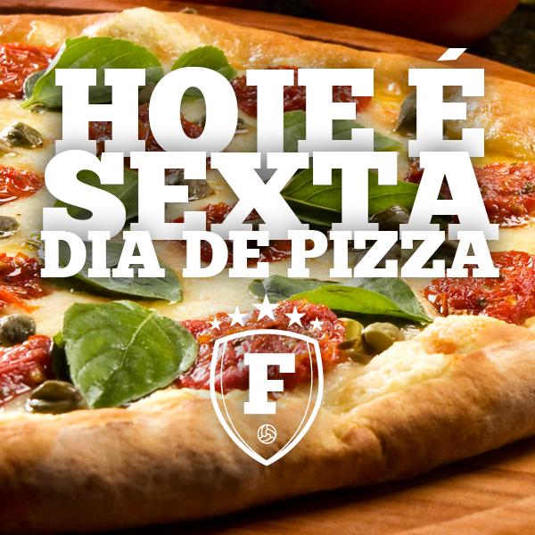 Hoje é Sexta Dia De Pizza Promoção Pizza Dia De Pizza E