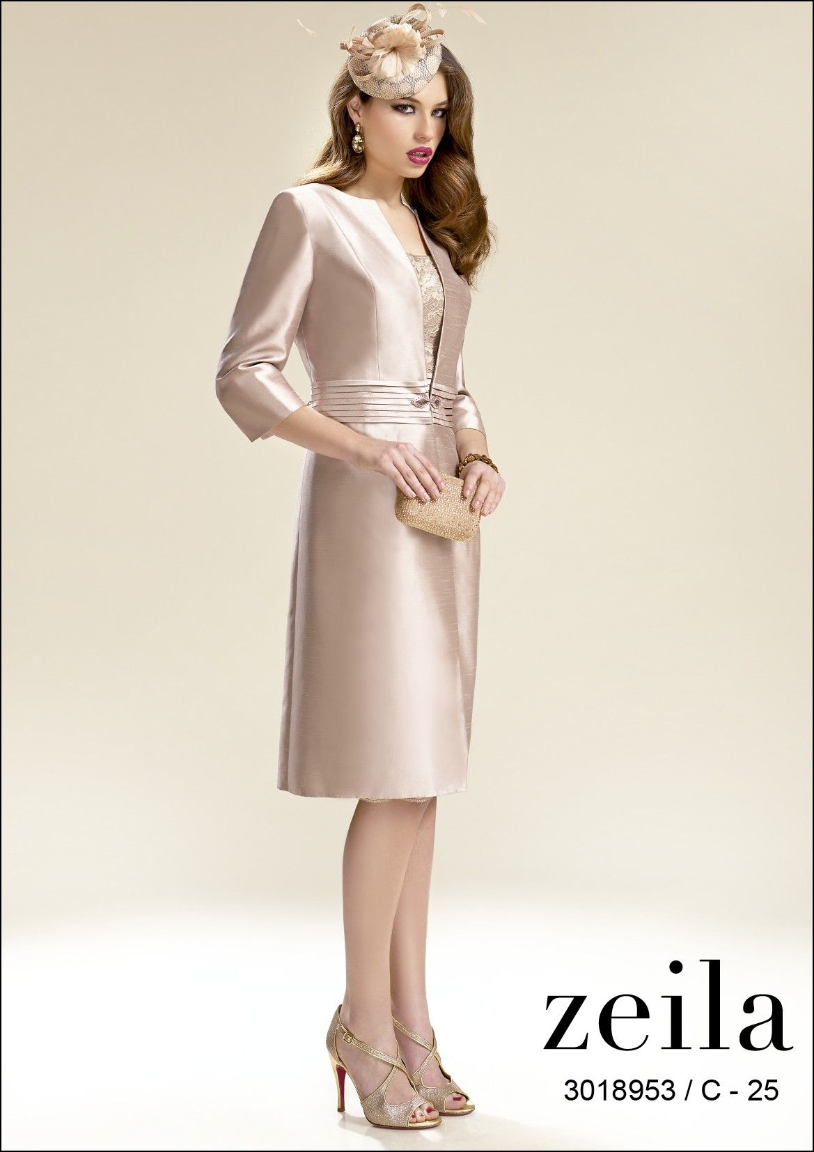 Dress and Jacket for Wedding Mother Of the Bride   Wedding Ideas ...