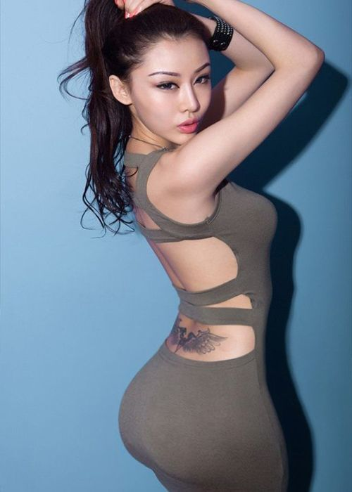 Hot thick asian women