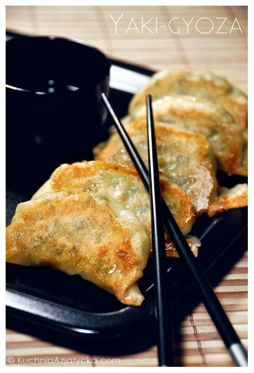 Smak Azji Pod Kolem Podbiegunowym Yaki Gyoza Asian Recipes Food A Food