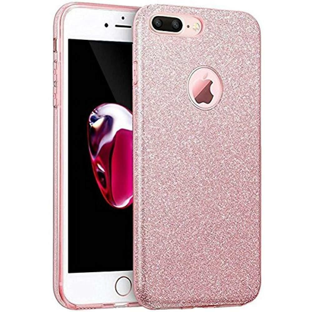 IPhone 8 Plus Case Back Cover Sparkle Shinning Protective Bumper Bling  Glitter - Glitter Case Iphone -  7.65 End Date  Tuesday Feb-26-2019  13 19 54 PST Buy ... 4f081f13e4d9