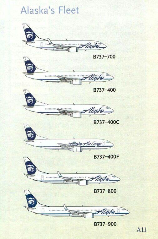 Alaska Airlines Fleet Alaska Airlines Aviation Alaska